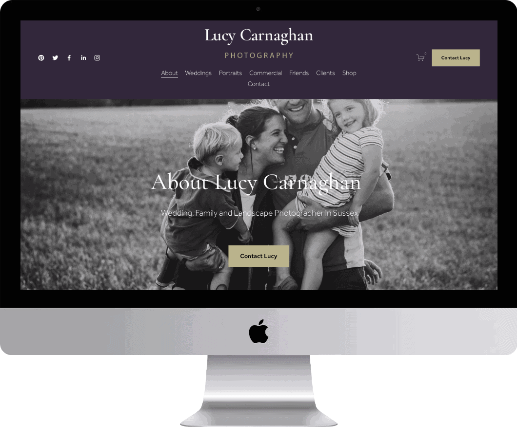 Lucy Carnaghan Desktop