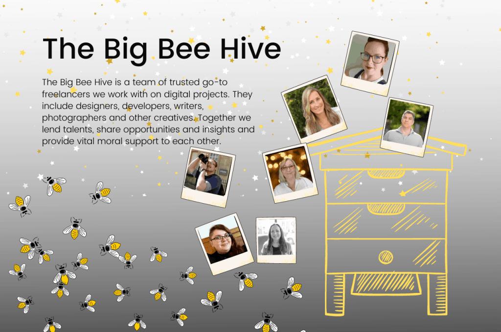Big Bee Hive