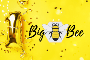 Big Bee Content 1 year old